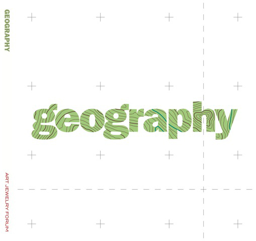 Geography Show Catalog Cover