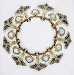 Lalique Swan Necklace