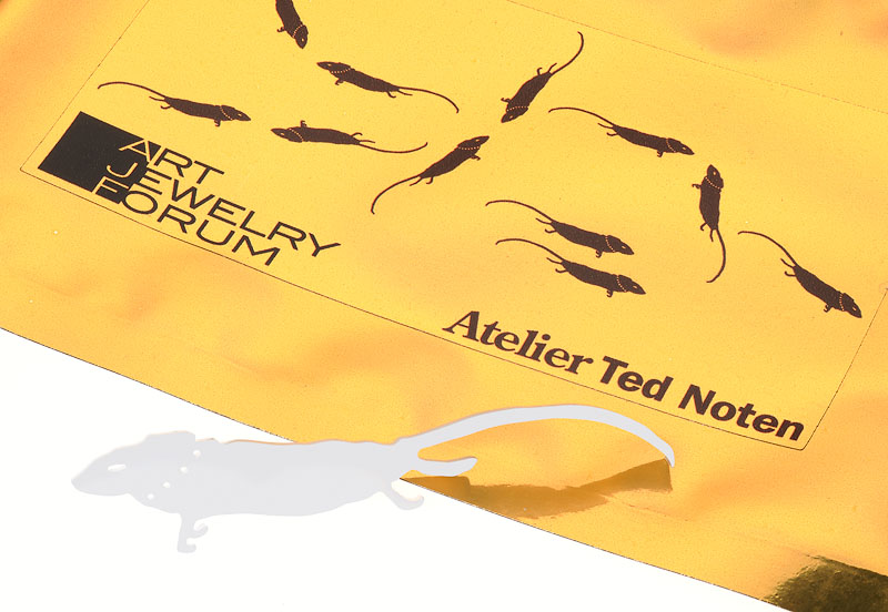 Ted Noten for AJF