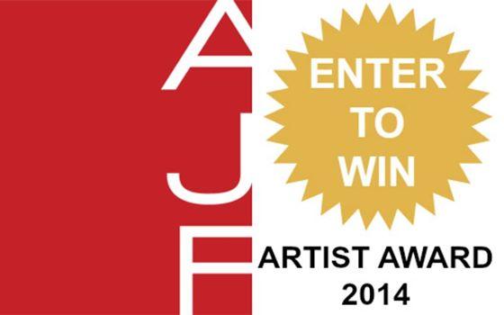 AJF Artist Award 2014