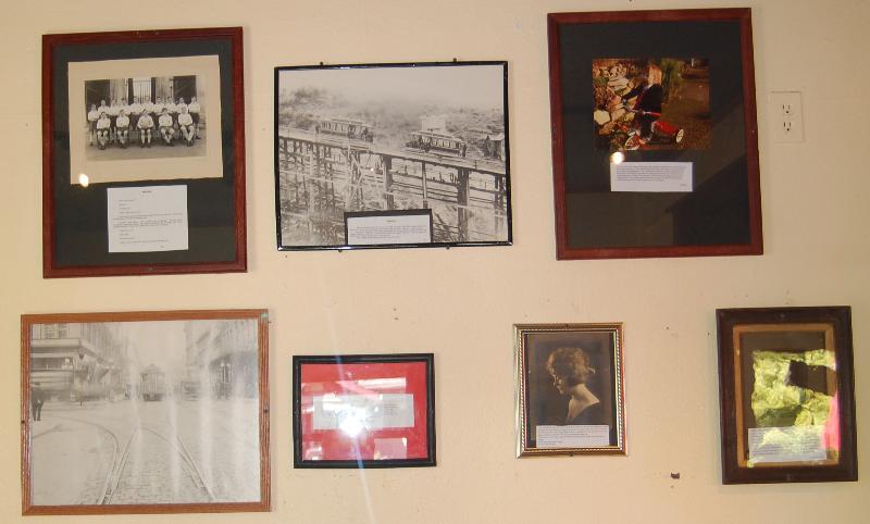 Pub Tales Wall