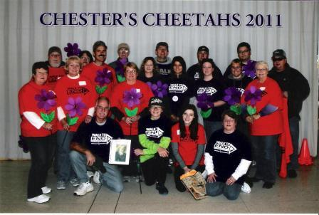 Chester's Cheetahs