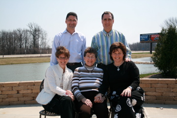 Kay Miller and Family
