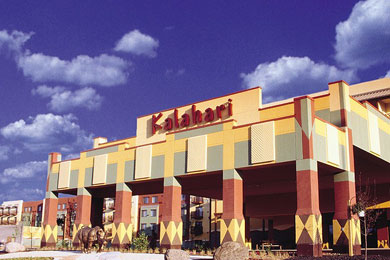 Kalahari Resort - Wisconsin Dells