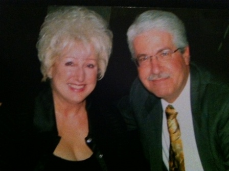 Barbara and David Hagman