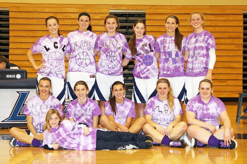 Lake Country Lutheran Girls Basketball