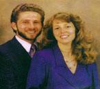 Bryan and Lisa James