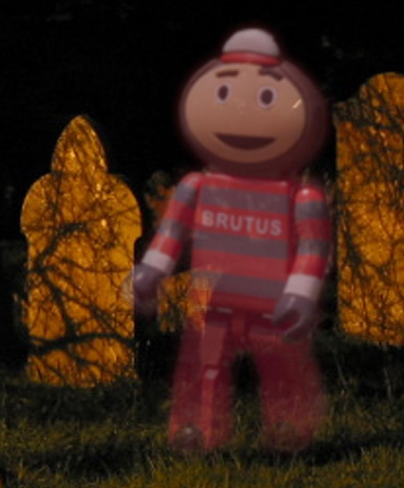 Brutus Ghost In Color