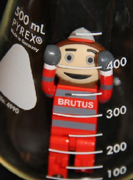 Brutus In Beaker