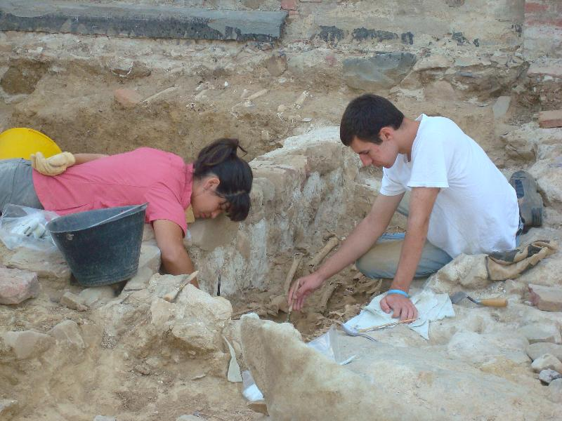 Archaeology Field School - Italy