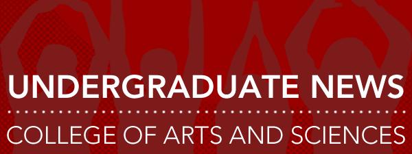 Undergraduate News