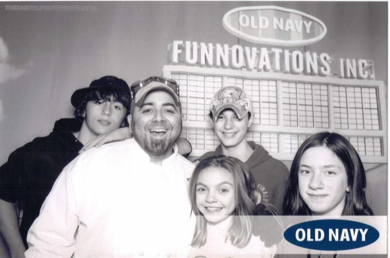 old navy event