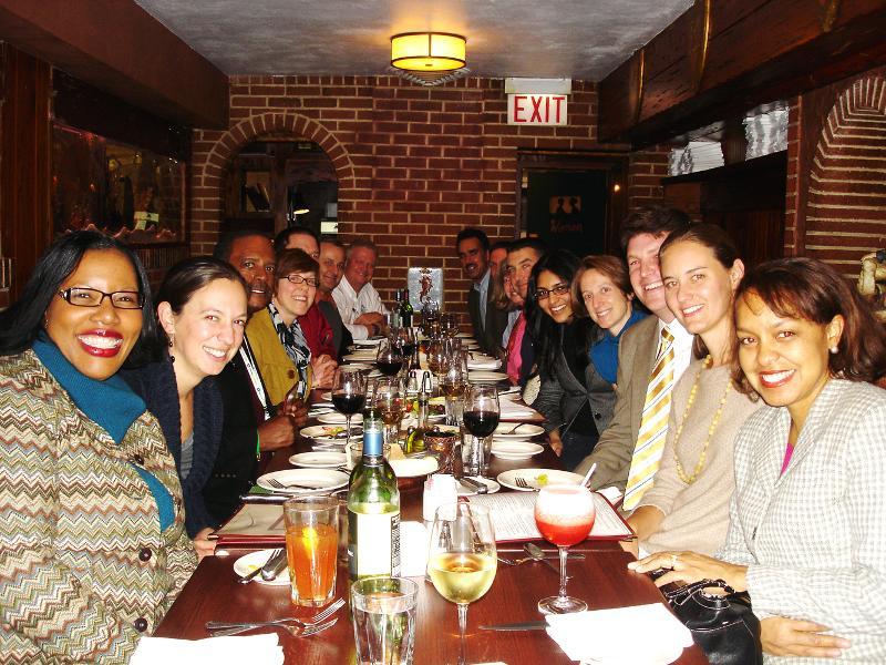 Kresge Fellows dinner_GreenBuild2010