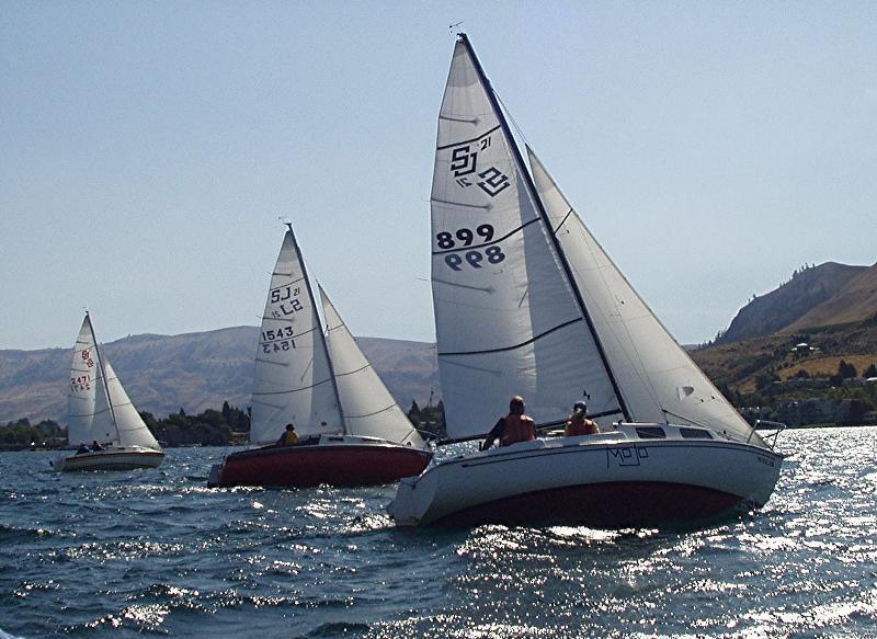 regatta start