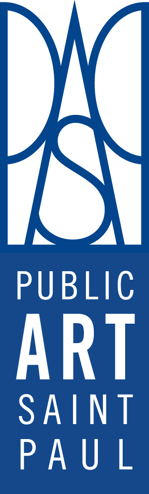 Public Art Saint Paul Logo