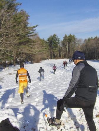 Snowshoe Race2