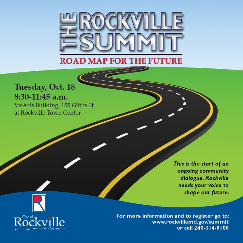 Rockville Summit graphic