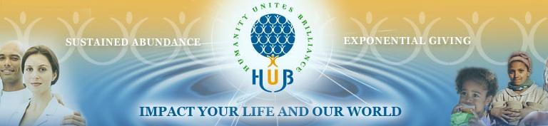 HUB banner header