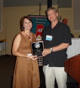 Award - Becky White