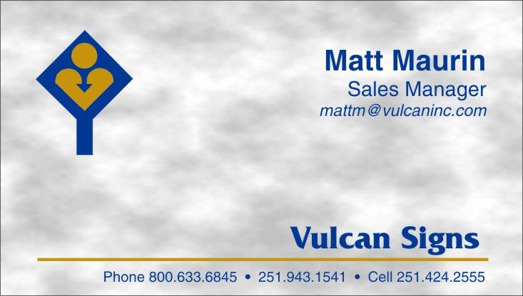 Vulcan Signs