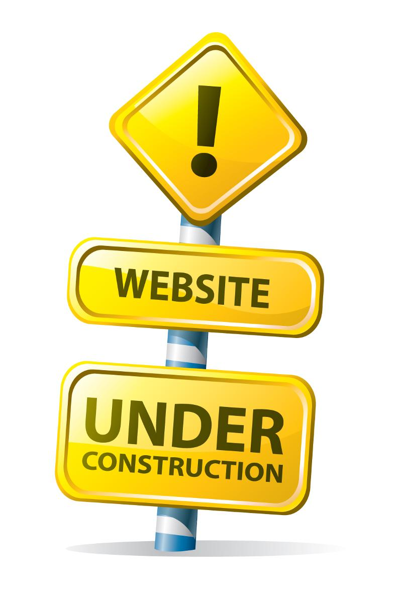 Website underconstruction