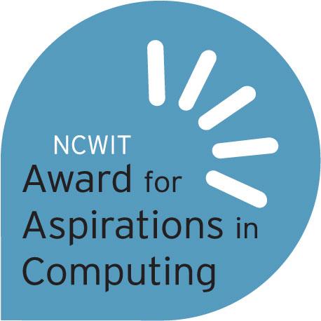 NCWIT Aspirations Award