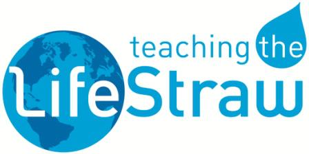 Teaching LifeStraw logo
