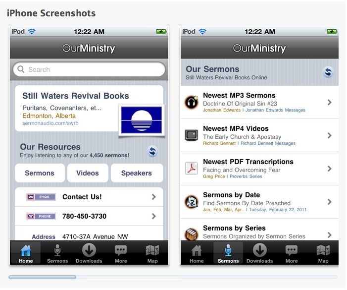 Free SWRB iPhone, iPod, iPad App (Click here now!)