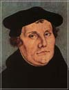 Martin Luther Color Graphic
