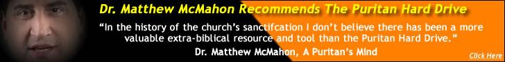 Dr. Matthew McMahon Puritan Hard Drive Review