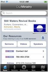 Free SWRB iPhone App