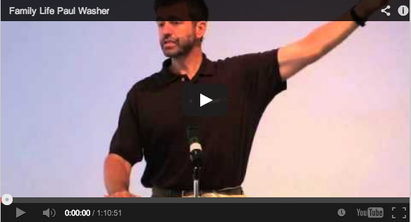 Paul-Washer-Loving-God-Family-Life-Free-Video