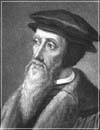 John Calvin Graphic