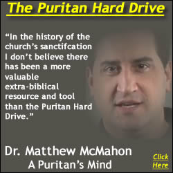 Dr. C. Matthew McMahon Puritan Hard Drive Quote Graphic