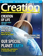 Creation-Magazine-Cover-Earth-From-Space