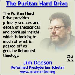 Jim Dodson Reformed Presbyterian Scholar