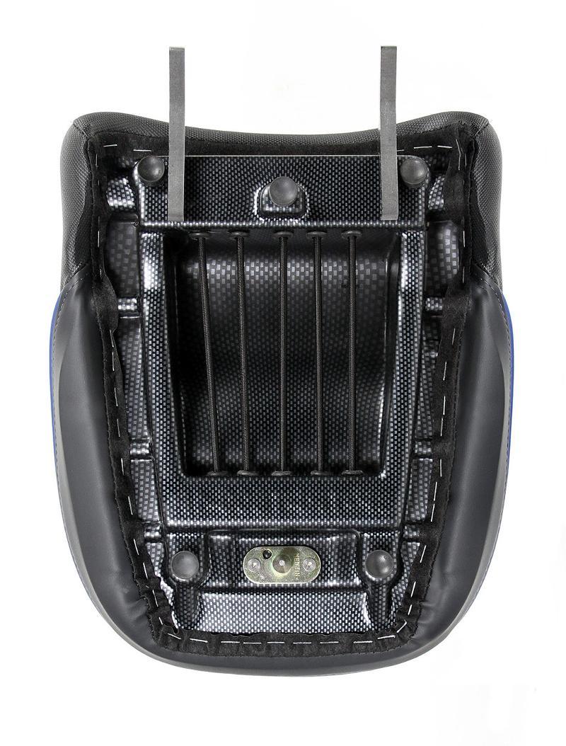 Sargent Tiger 800 Rear Seat Underside