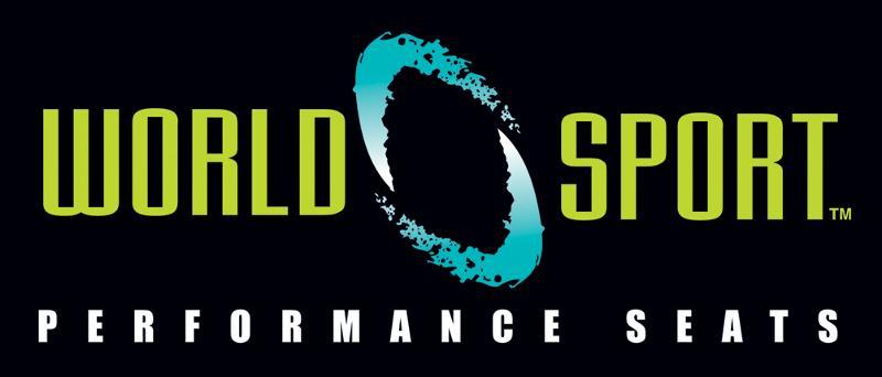 World Sport Logo Black