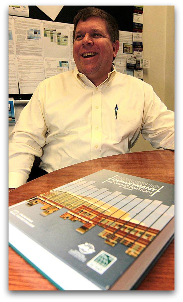 Community Services Director Jim Olk
