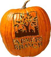 Autumn in Farmers Branch