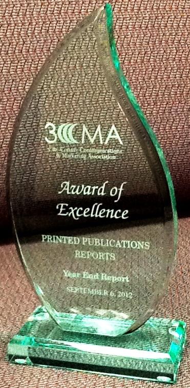 3CMA Award of Excellence