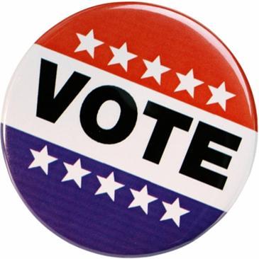 Vote Button Large
