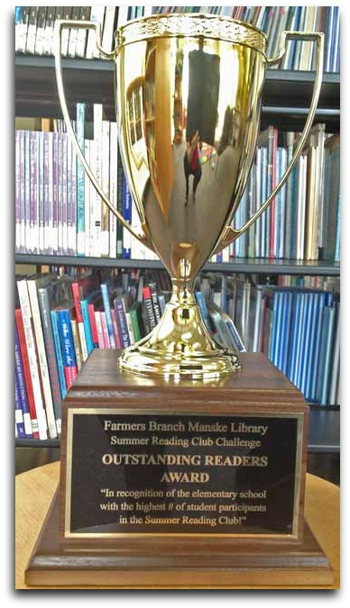 Library Trophy