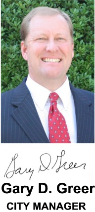 City Manager Gary D. Greer