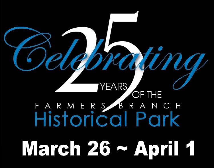 Historical Park 25th Anniversary