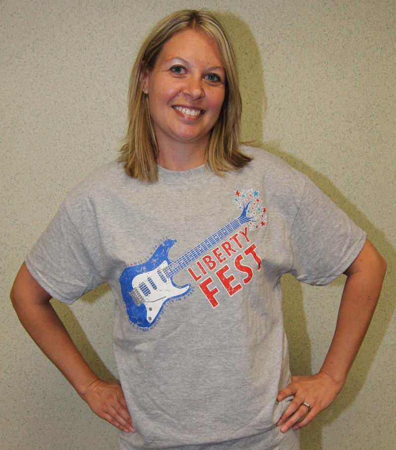 Liberty Fest t-shirt