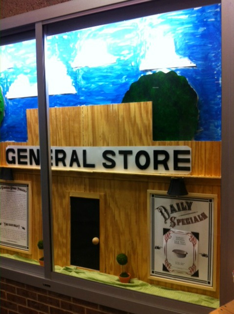 Rec Center General Store Project