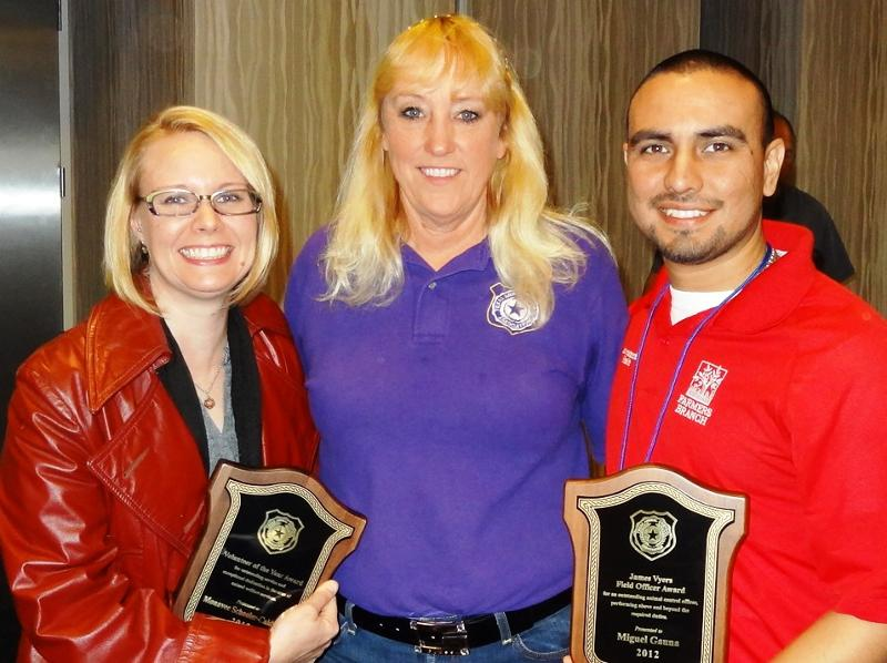 Animal Control Officers take top honors