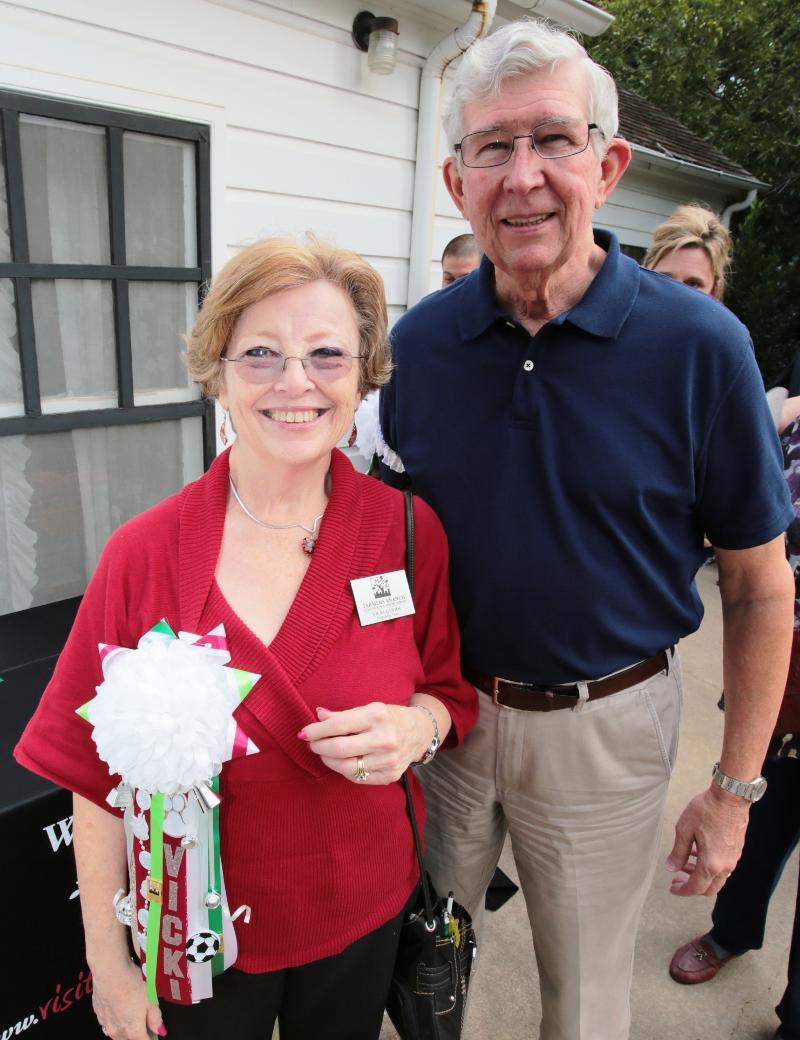 James and Vicki Goode