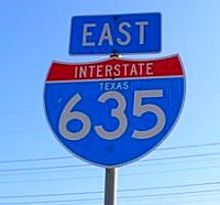 Interstate 635-LBJ